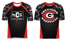 Colonial High School Wrestling Sublimated Fight Shirt - 5KounT