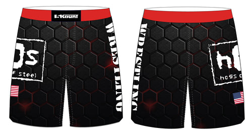 Colonial High School Wrestling Sublimated Fight Shorts