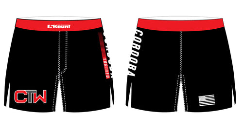 Cordoba Trained Sublimated Board Shorts