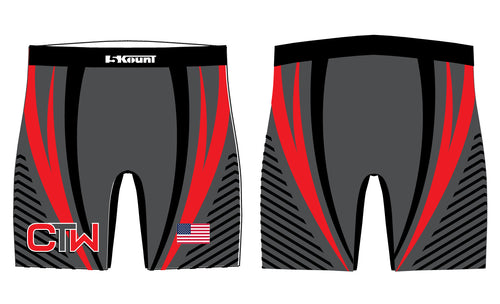 Cordoba Trained Sublimated Compression Shorts
