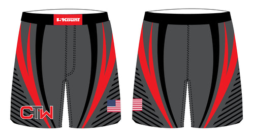 Cordoba Trained Sublimated Fight Shorts