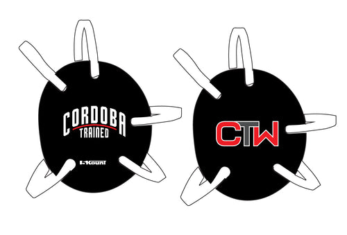 Cordoba Trained Headgear Decal