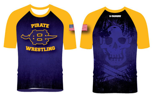 Pirate Sublimated Fight Shirt