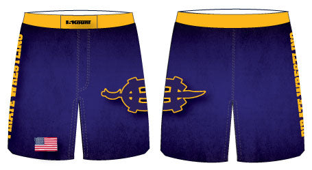 Pirate Sublimated Fight Shorts
