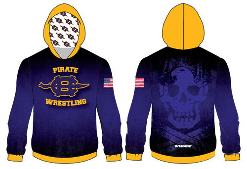 Pirate Sublimated Hoodie