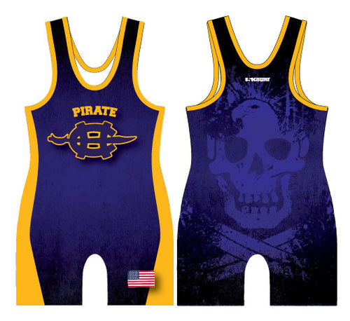 Pirate Sublimated Singlet