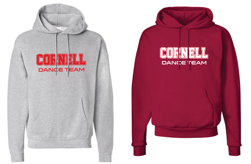 Cornell Dance Cotton Hoodies - Cornell