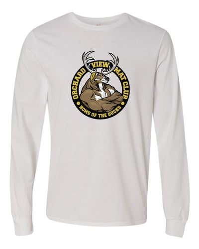 OVMC Cotton Long Sleeve - White