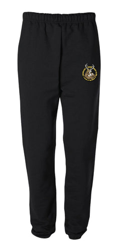 OVMC Cotton Sweatpants - Black