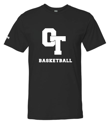 OT Basketball Cotton Shirts Logo 2  (available in more colors) - 5KounT2018