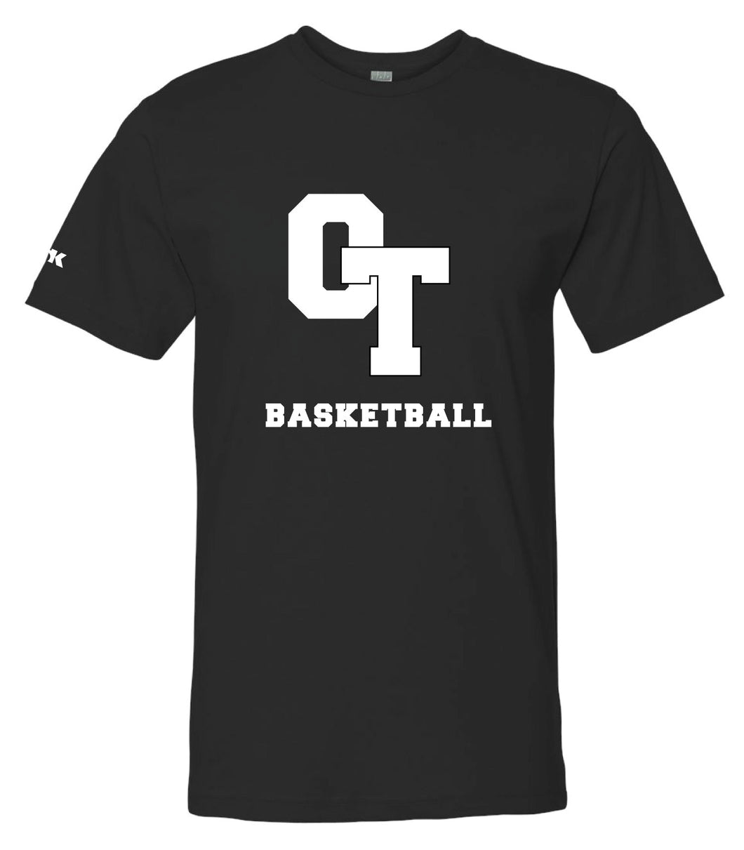 OT Basketball Cotton Shirts Logo 2  (available in more colors)