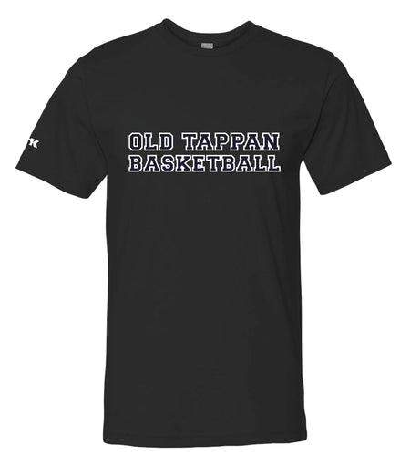 OT Basketball Cotton Shirts Logo 3  (available in more colors)