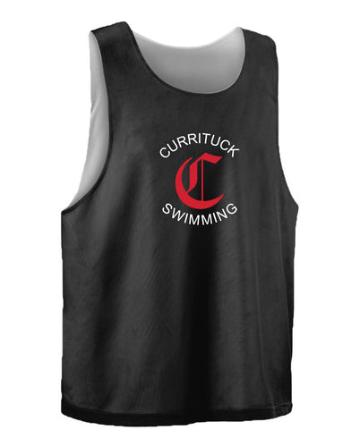 Currituck Swimming Pinnie - Black - 5KounT2018