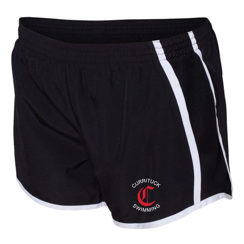 Currituck Swimming Running Shorts - Black - 5KounT2018