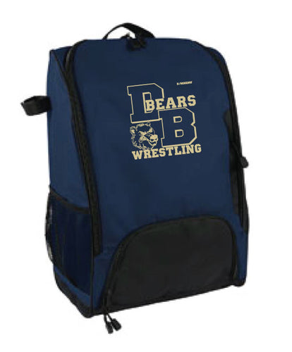 DB Wrestling Backpack - 5KounT2018