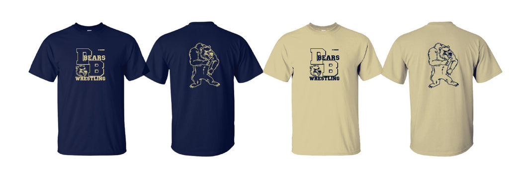 DB Wrestling Cotton Tee