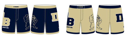 DB Sublimated Fight Shorts