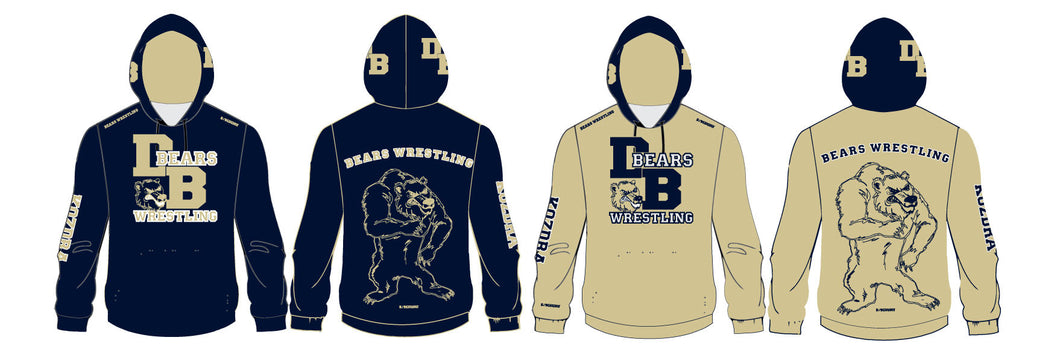 DB Sublimated Hoodie