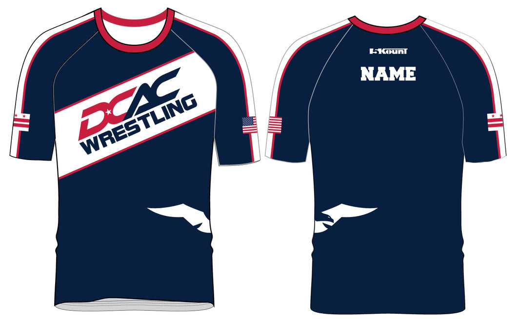 DCAC Sublimated Fight Shirt