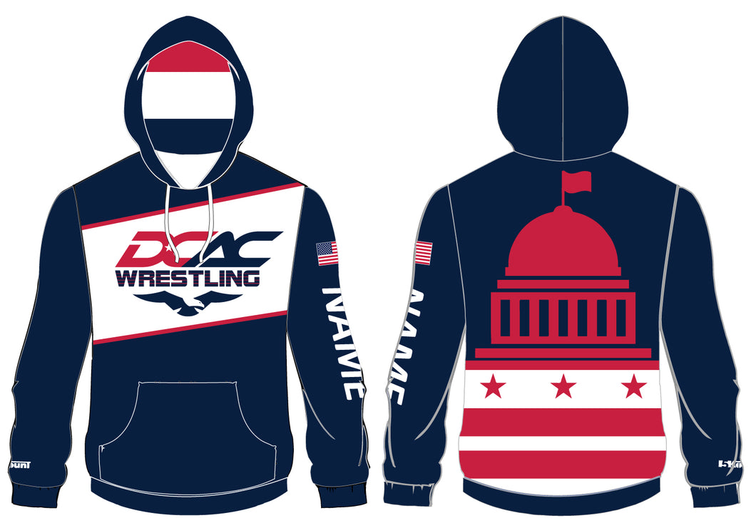 DCAC Sublimated Hoodie