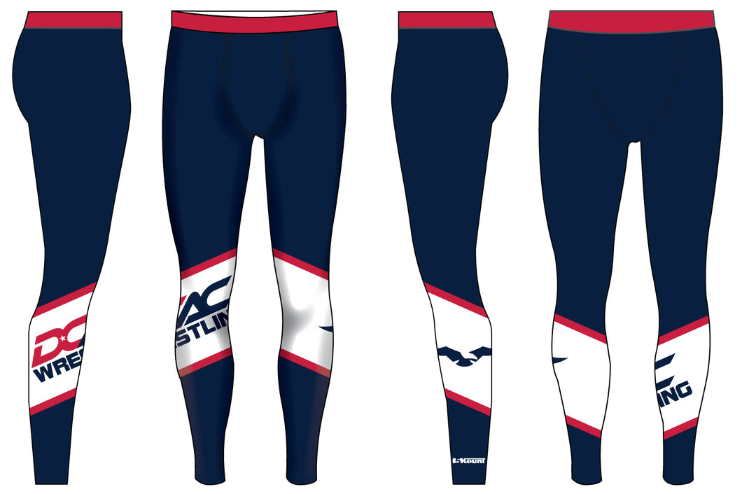 DCAC Sublimated Mens Legging - 5KounT
