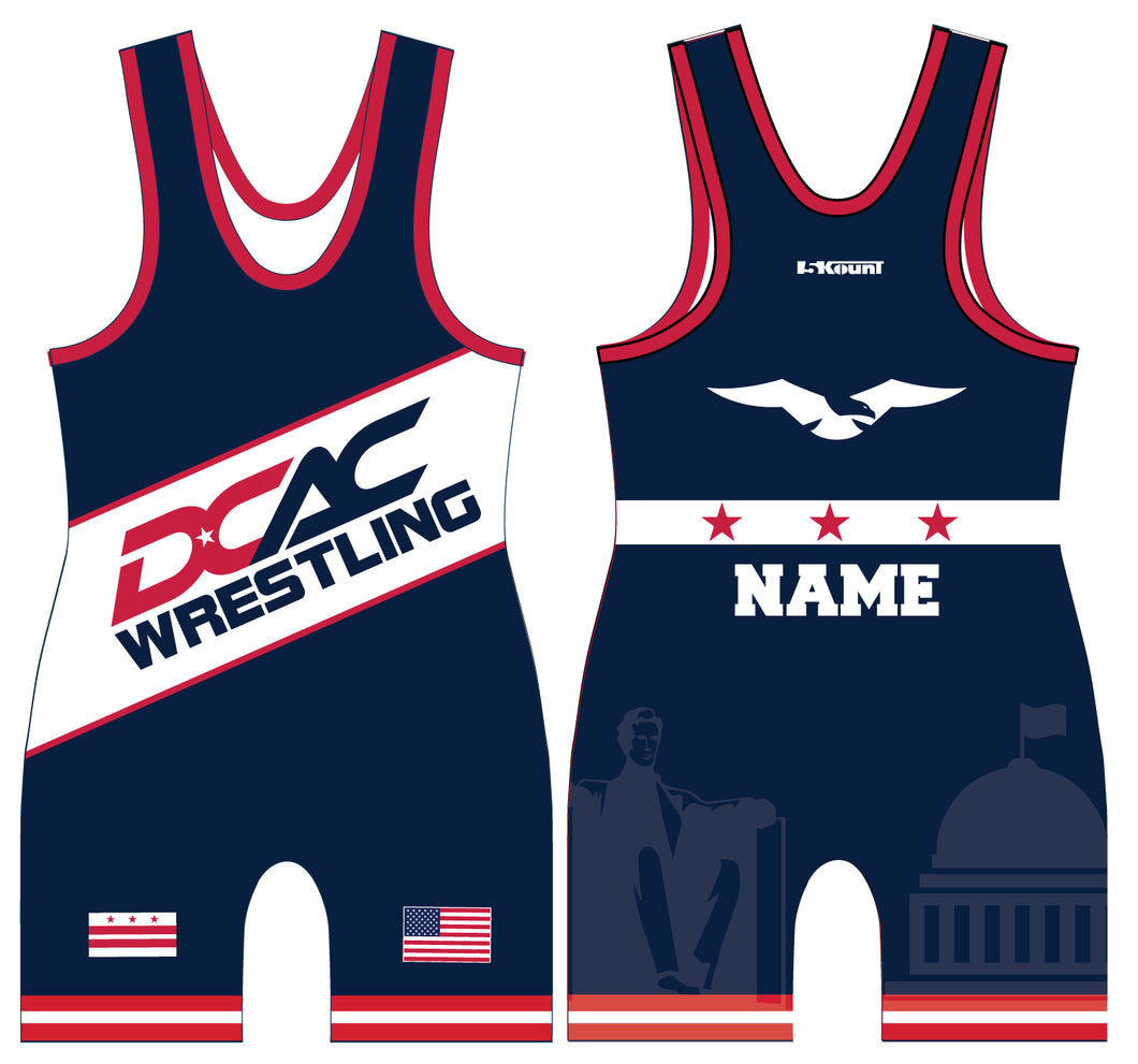 DCAC Sublimated Singlet