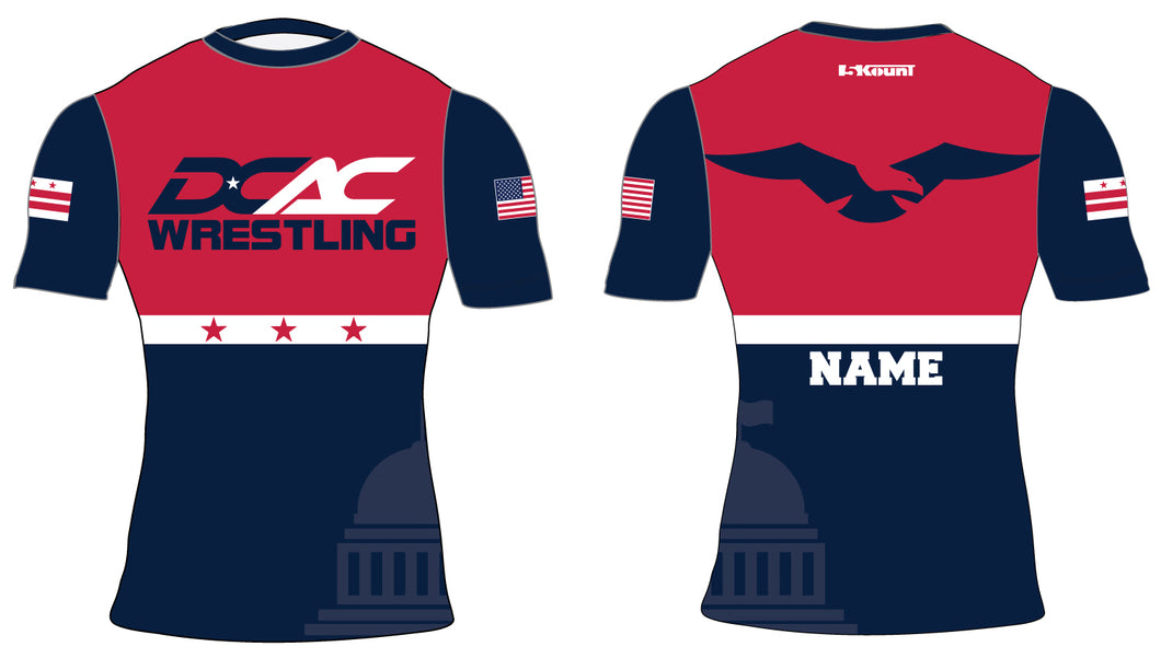 DCAC Sublimated Compression Shirt