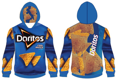Cool Ranch Sublimated Hoodie - 5KounT2018