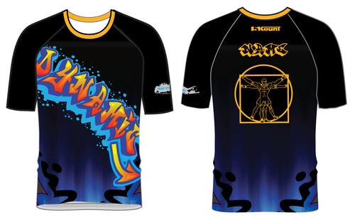 DWA Sublimated Fight Shirt - 5KounT2018