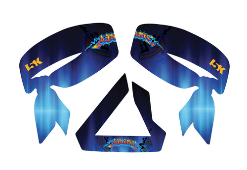 DWA Sublimated Headband - 5KounT2018