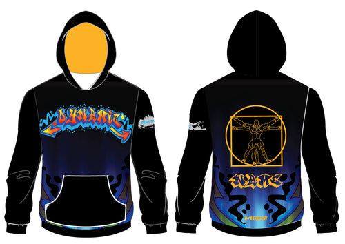 DWA Sublimated Hoodie