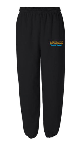 DWA Cotton Sweatpants - Black - 5KounT2018