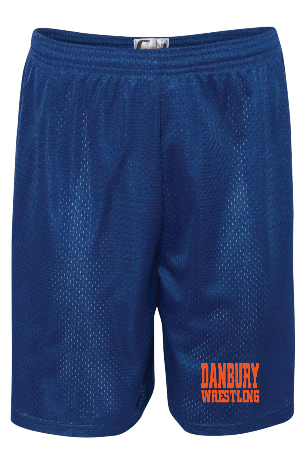 Danbury HS Wrestling Tech Shorts