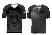 Dark Knights Sublimated Fight Shirt - 5KounT2018