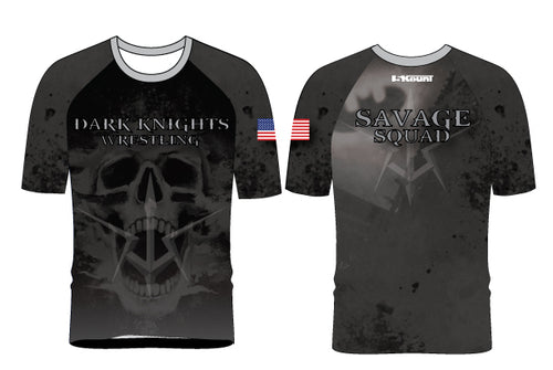Dark Knights Sublimated Fight Shirt