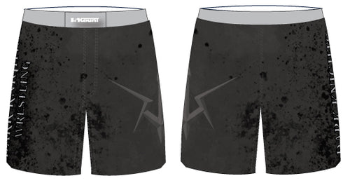 Dark Knights Sublimated Fight Shorts