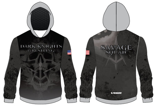 Dark Knights Sublimated Hoodie