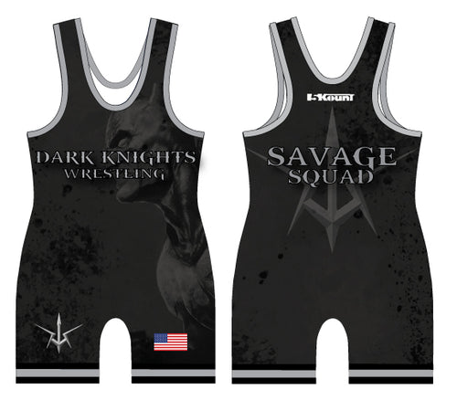 Dark Knights Batman Sublimated Singlet