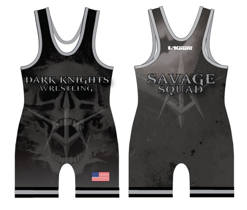 Dark Knights Skull Sublimated Singlet