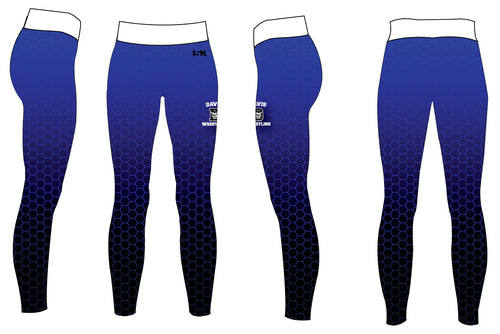 Davis Sublimated Ladies Legging
