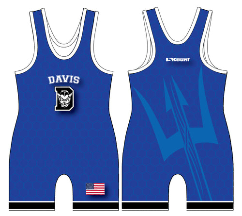 Davis Sublimated Singlet