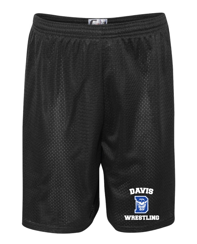 Davis Tech Shorts - 5KounT2018