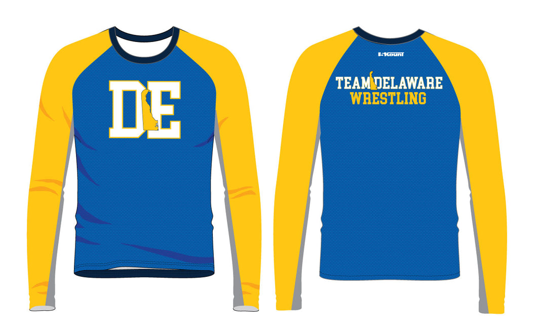 Delaware Sublimated Long Sleeve - 5KounT2018