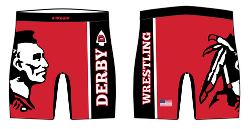 Derby HS Sublimated Compression Shorts