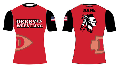 Derby HS Sublimated Compression Shirt