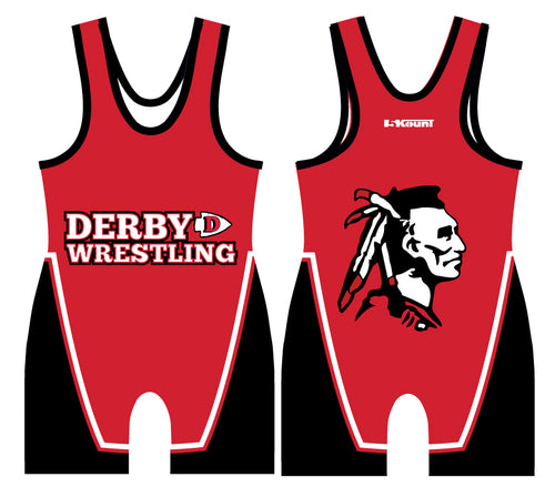 Derby HS Sublimated Singlet