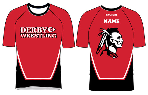 Derby HS Sublimated Fight Shirt