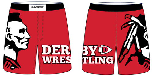 Derby HS Sublimated Fight Shorts