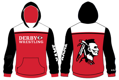 Derby HS Sublimated Hoodie