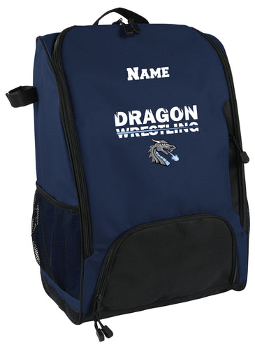Middletown Dragons Wrestling Backpack